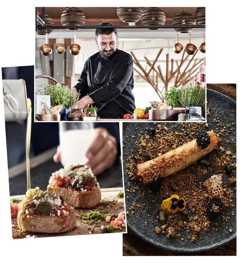 NOA - Greek Restaurant in Mykonos Town