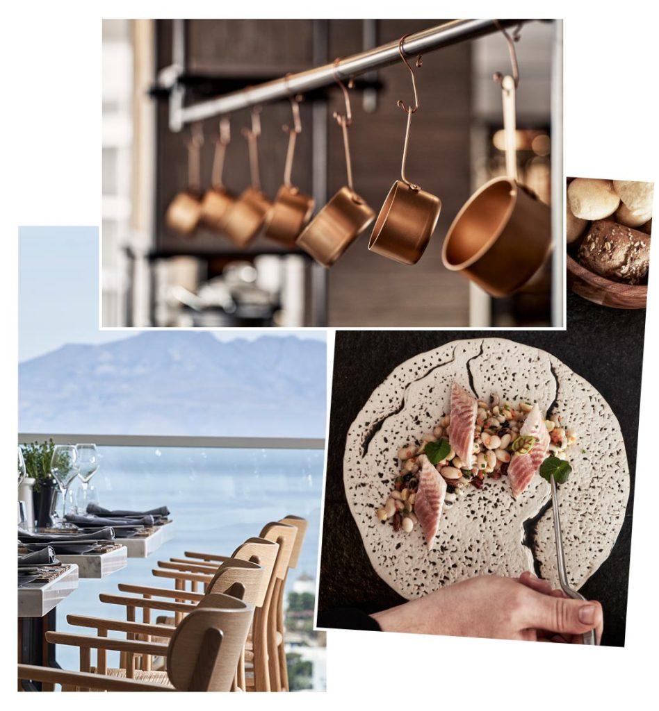 NOA - Greek Restaurant on Mykonos Town